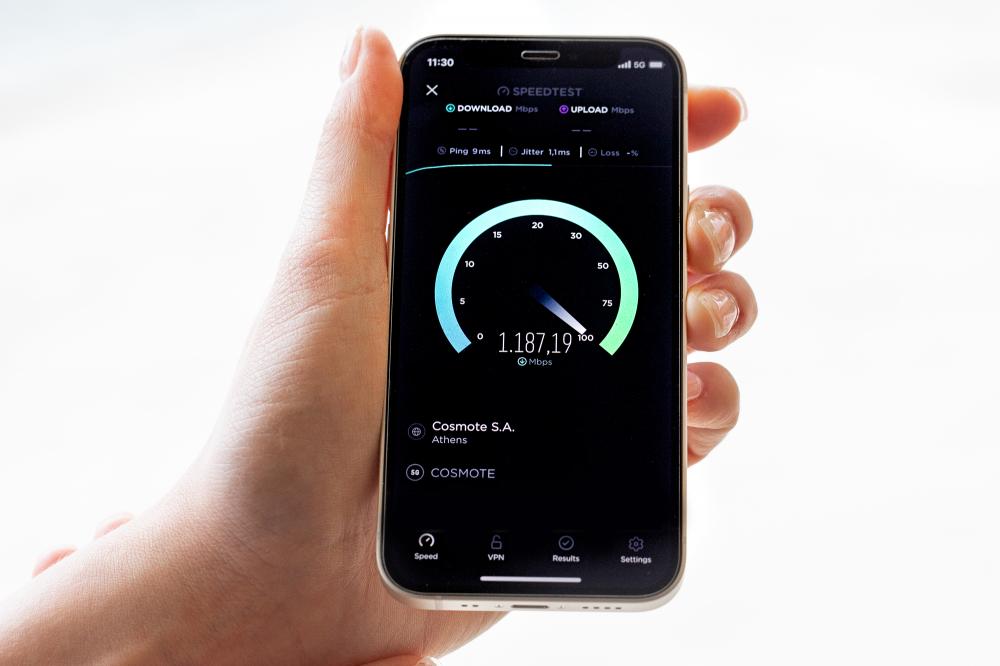 Δίκτυο 5G: Η COSMOTE έφερε πρώτη στην Ελλάδα το Internet του μέλλοντος!