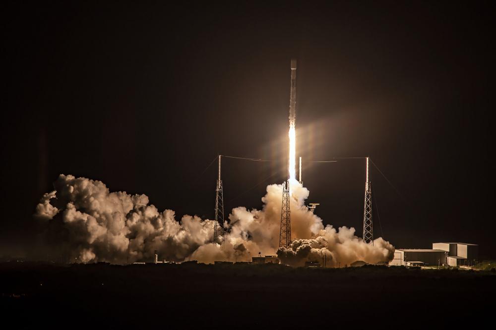 Starlink: έφθασαν τους 540 οι δορυφόροι σε τροχιά