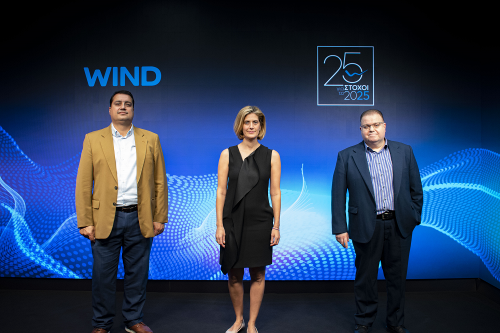 Wind: 25 στόχοι βιώσιμης ανάπτυξης για το 2025