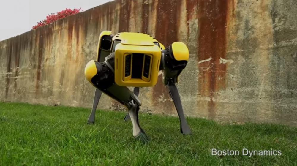 Το robot της Boston Dynamics κυκλοφορεί σύντομα στην αγορά