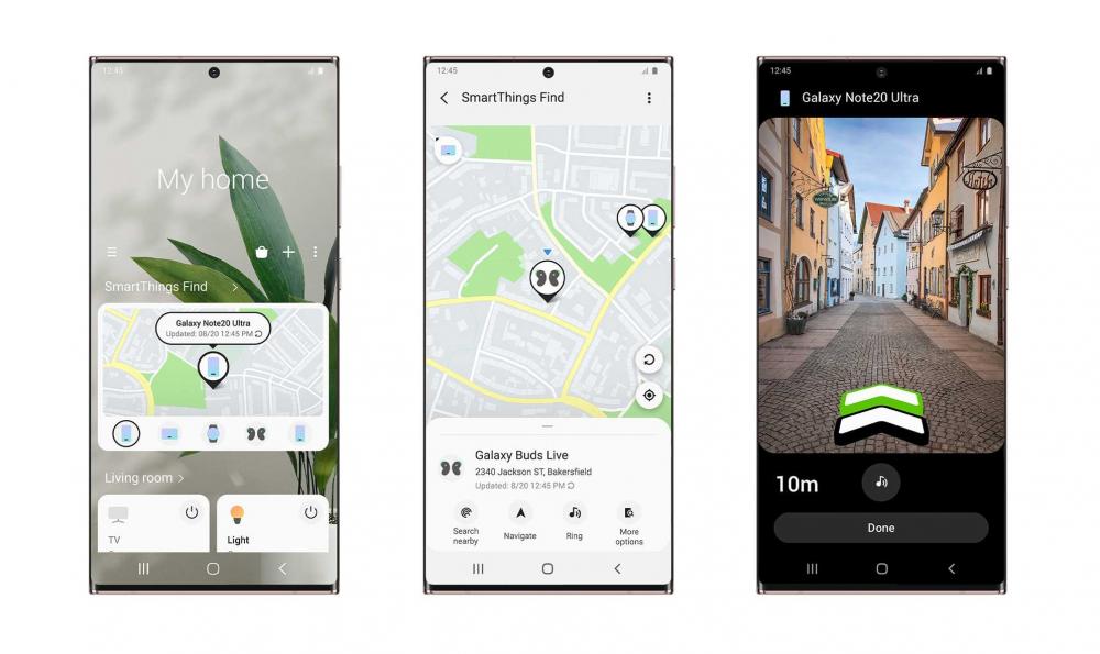 Samsung SmartThings Find: διαθέσιμη η υπηρεσία σε Ελλάδα και Κύπρο