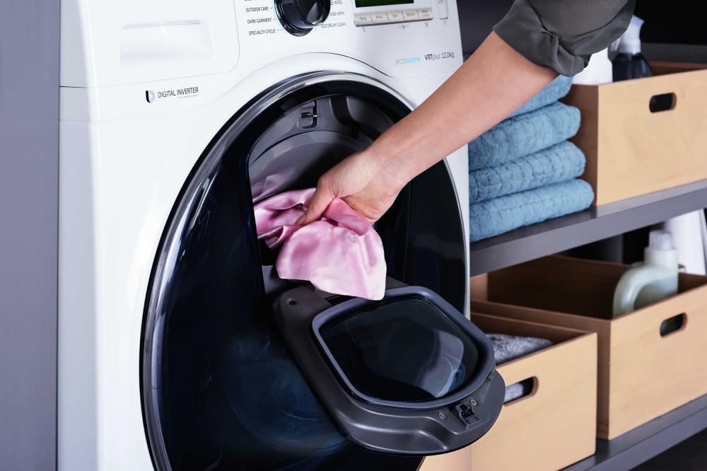 Πλυντήρια Samsung AddWash: προσθέστε ρούχα ή απορρυπαντικό κατά τη διάρκεια της πλύσης