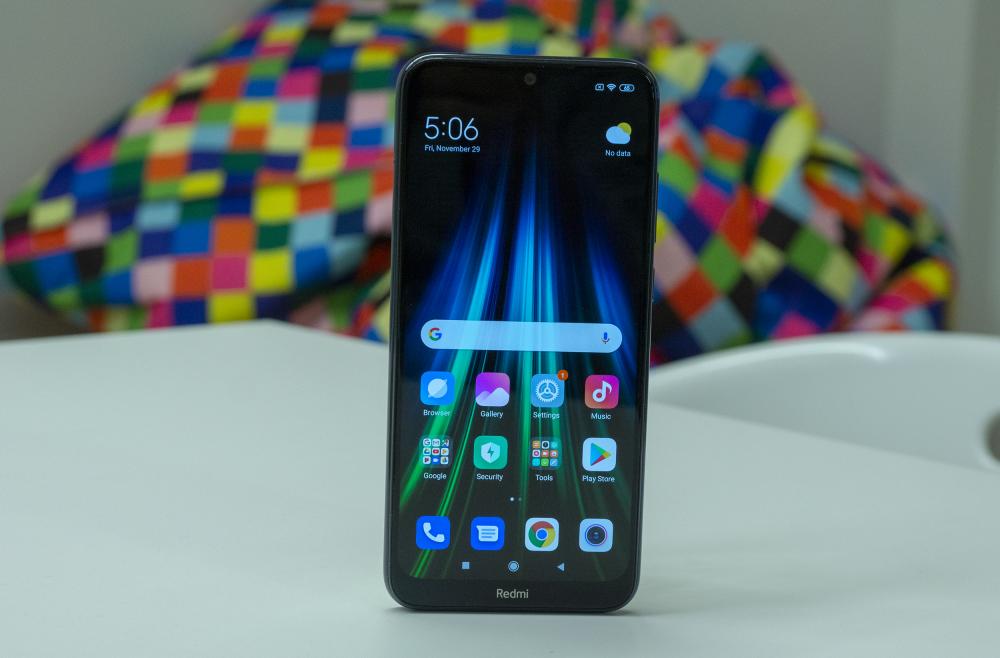 Xiaomi Redmi Note 8T review