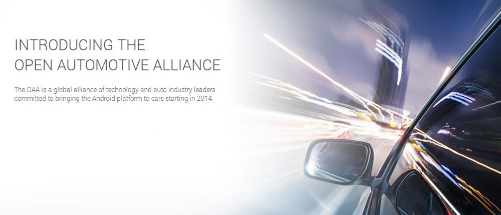 Συμμαχία Google με αυτοκινητοβιομηχανίες