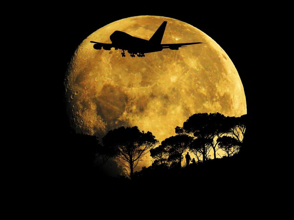 Πάμε μια βόλτα στο φεγγάρι