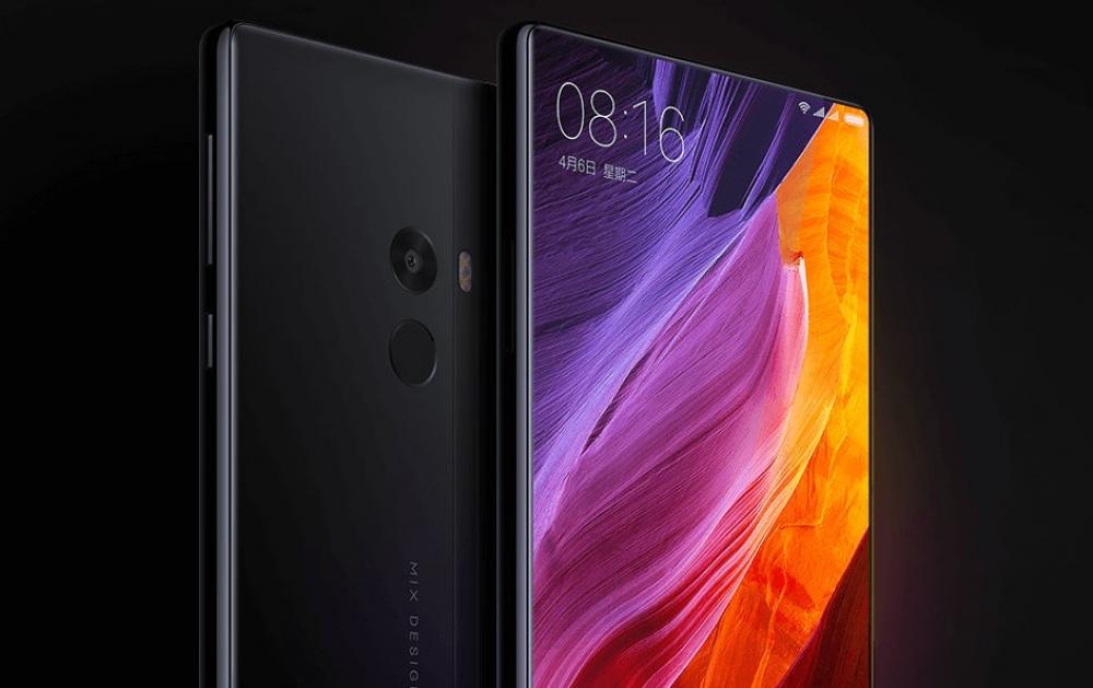 Xiaomi Mi Mix: smartphone δια χειρός Φίλιπ Σταρκ