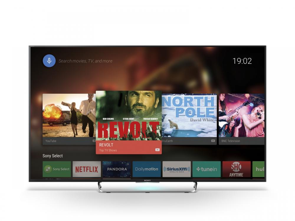Δώδεκα τηλεοράσεις 4Κ μέσα στο 2015 από τη Sony