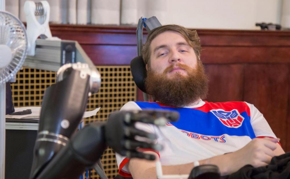 Ανάκτηση αισθήσεων με τη βοήθεια ρομπότ