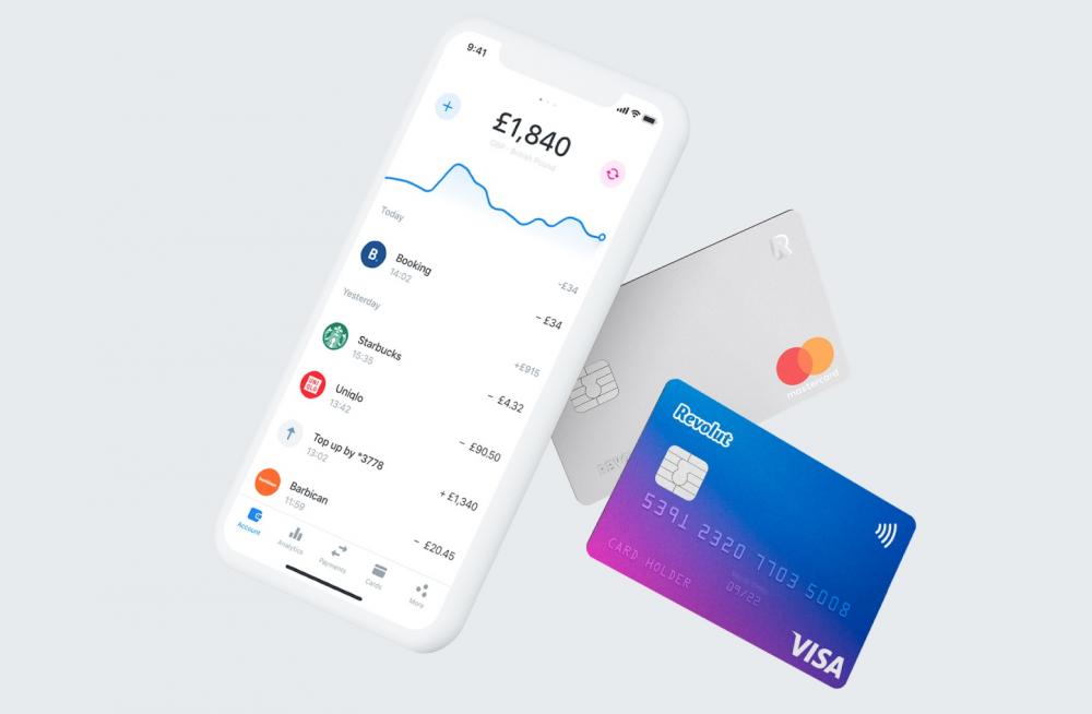 H ανακοίνωση της Revolut για το Apple Pay