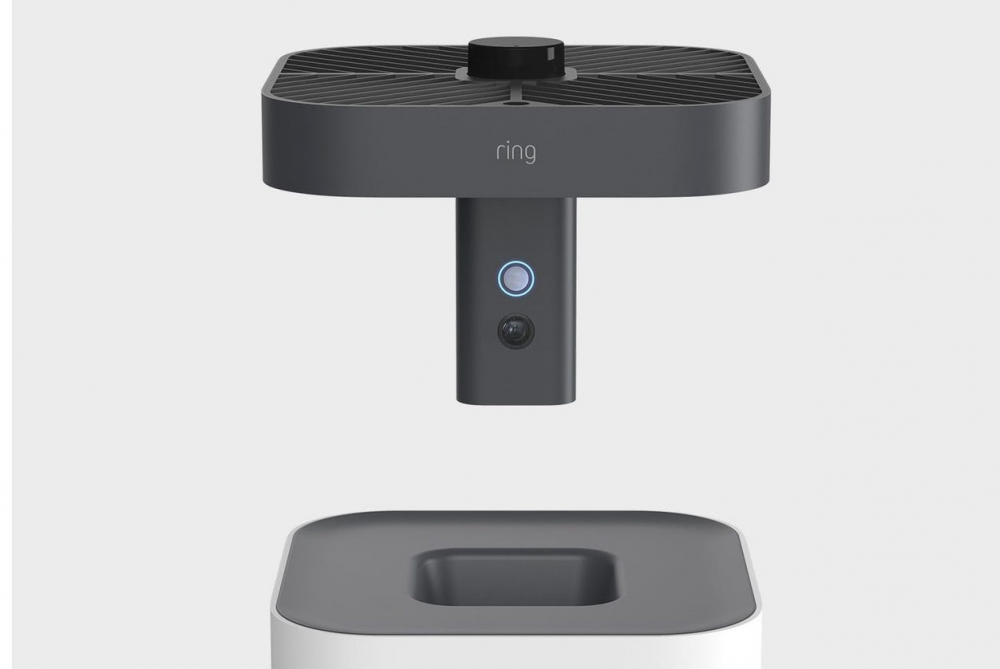 Always Home Cam: η Amazon παρουσίασε drone επιτήρησης εσωτερικών χώρων