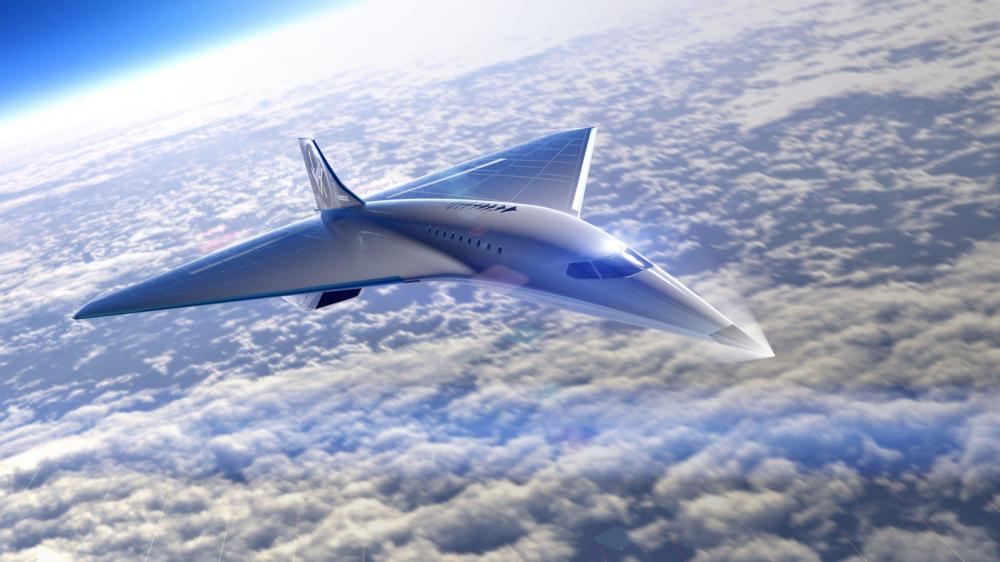 H Virgin Galactic αποκαλύπτει το σχέδιο του εμπορικού της αεροσκάφους