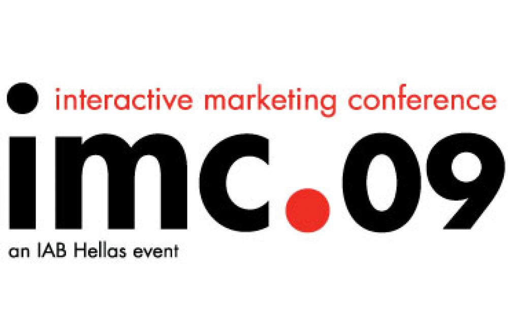 IMC 09. Το μεγαλύτερο συνέδριο για το Interactive Marketing είναι εδώ.