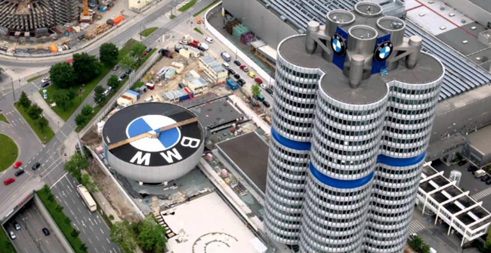 Συνεργασία BMW με Baidu
