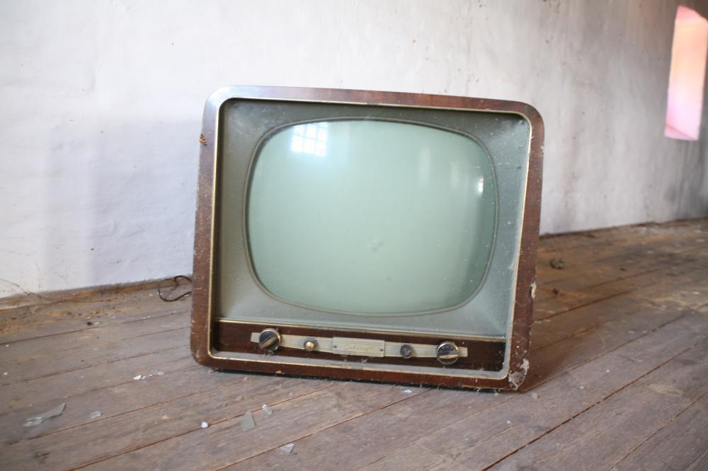 Χρονολόγιο της τηλεόρασης