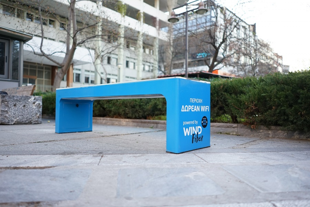 Wind: με δίκτυο οπτικών ινών και η Λάρισα