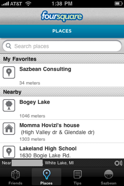 Το Foursquare ωριμάζει...