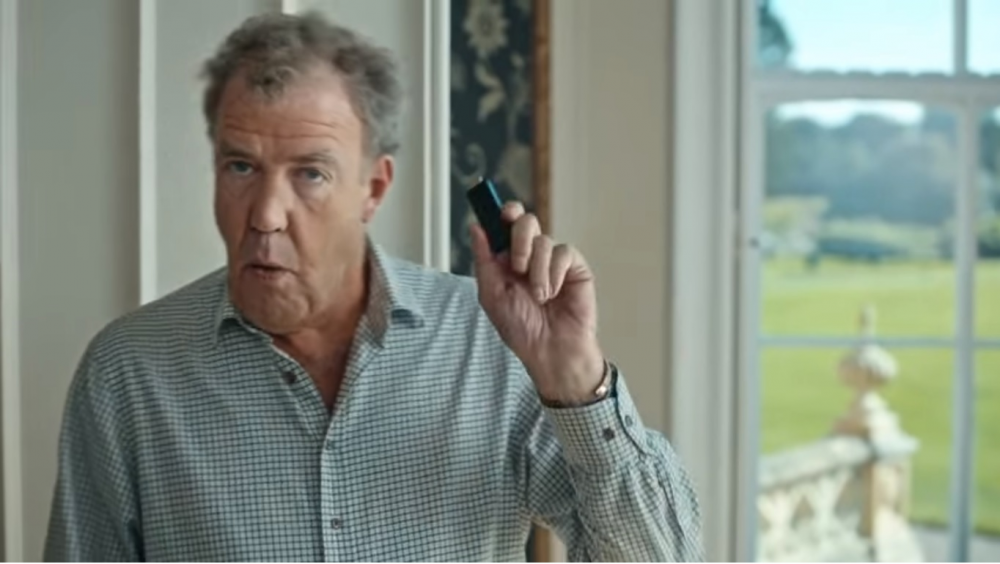 Ο Jeremy Clarkson διαφημίζει το Amazon Fire TV