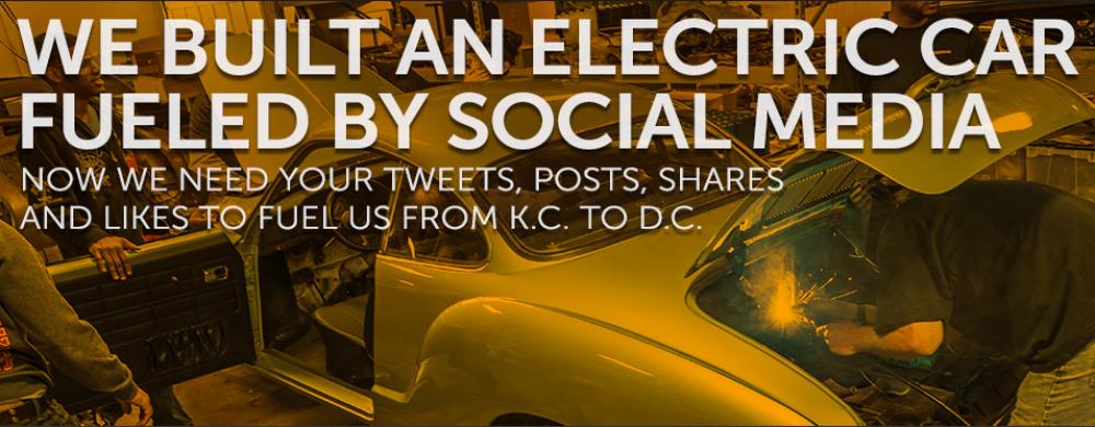 Η (ηλεκτρική) δύναμη των social media