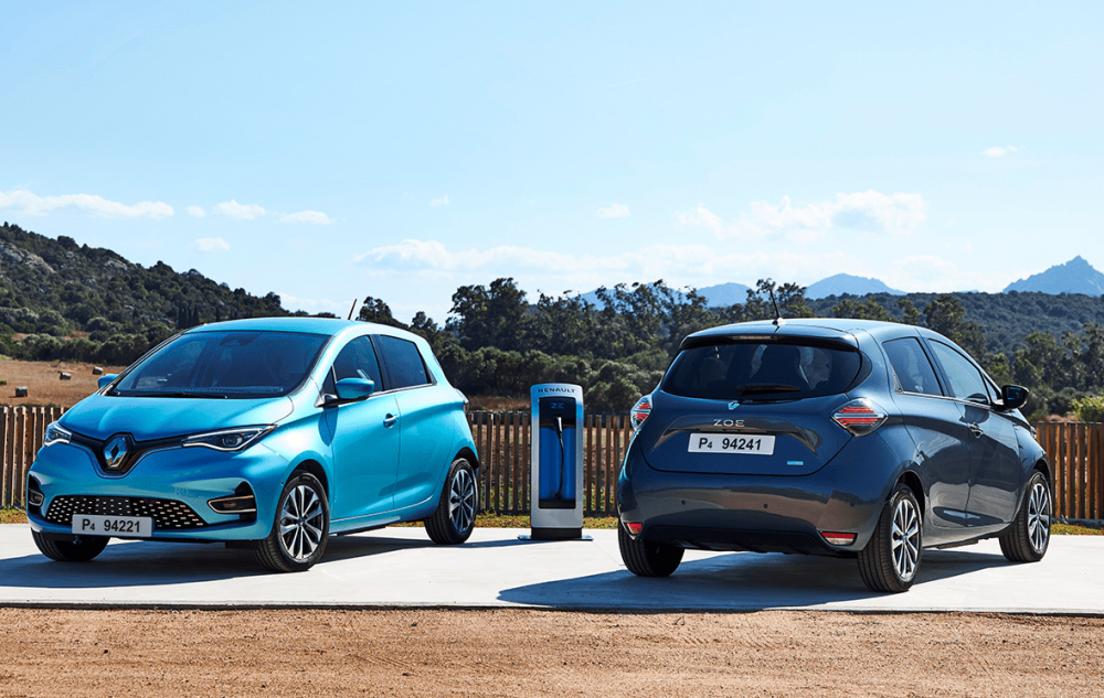 Renault: δωρεάν ηλεκτρικά αυτοκίνητα σε ένα γαλλικό χωριό