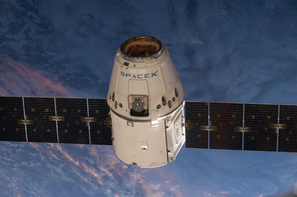 Έλεγχος από τη NASA στην SpaceX