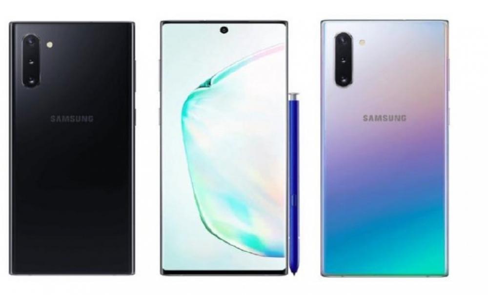 Ξεκίνησε η διαθεσιμότητα του Samsung Galaxy Note 10