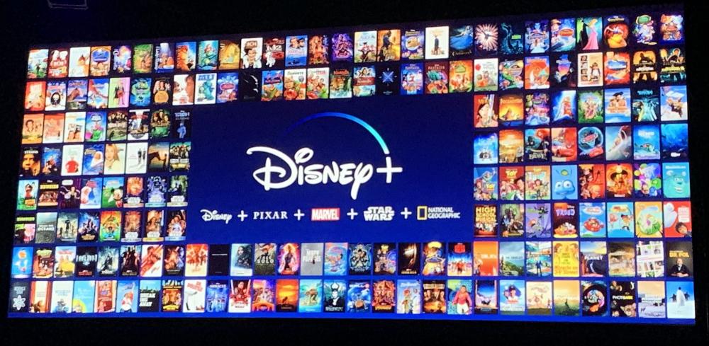 Disney+: ξεπέρασαν τα 10 εκατομμύρια οι εγγραφές της πρώτης ημέρας