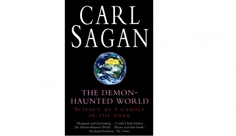 Ο Καρλ Σέιγκαν για την εποχή μας;