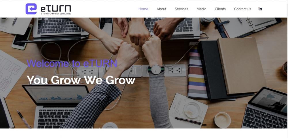 eTURN: μία νέα συμβουλευτική εταιρεία για τoν ψηφιακό μετασχηματισμό των επιχειρήσεων