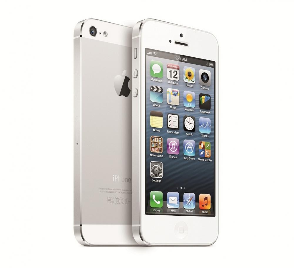 Στις 2 Νοεμβρίου το iPhone 5