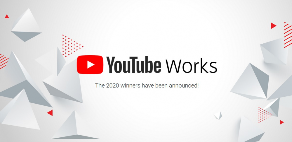 YouTube Works: έρχονται για πρώτη φορά στην Ελλάδα τα διαφημιστικά βραβεία
