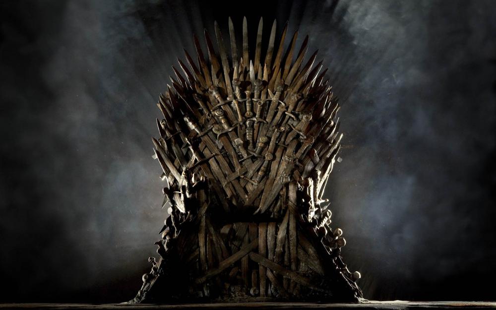 Στο... θρόνο του και το 2015 το Game of Thrones