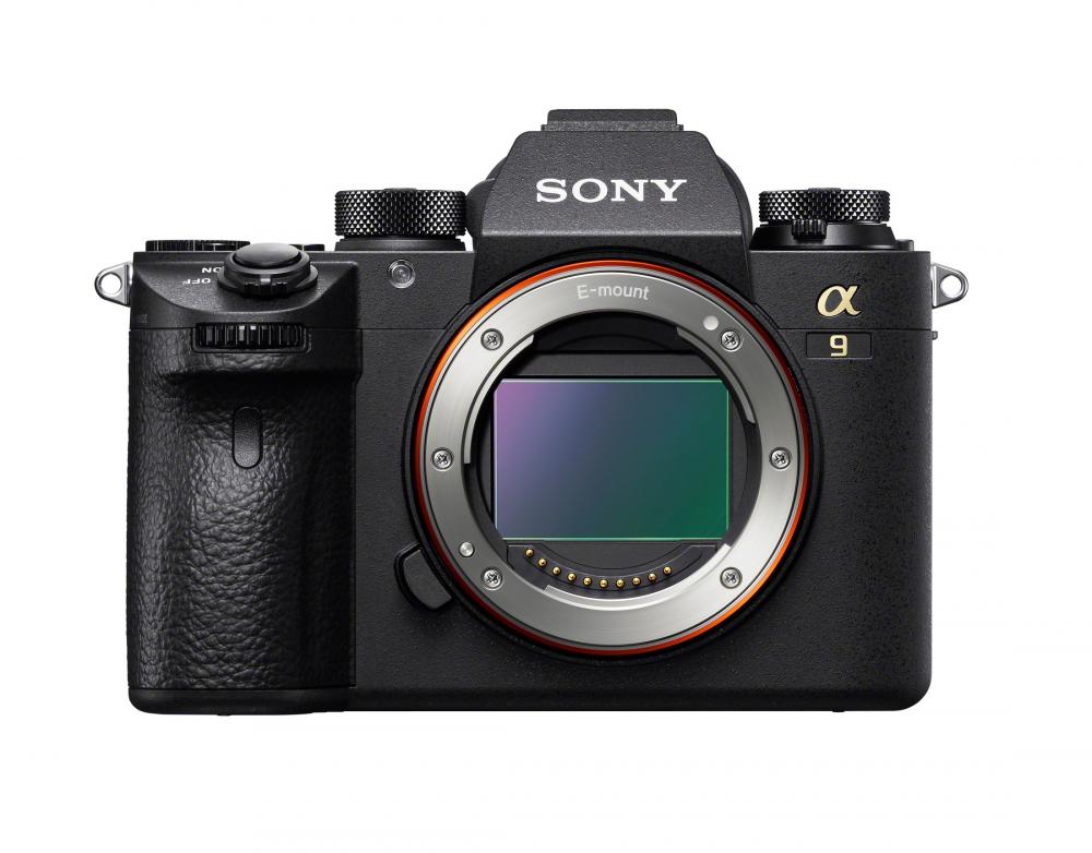 Φωτογραφίζοντας με τη Sony α9