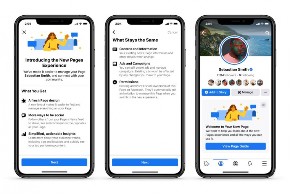 Facebook Pages: κατάργηση των likes και άλλες αλλαγές