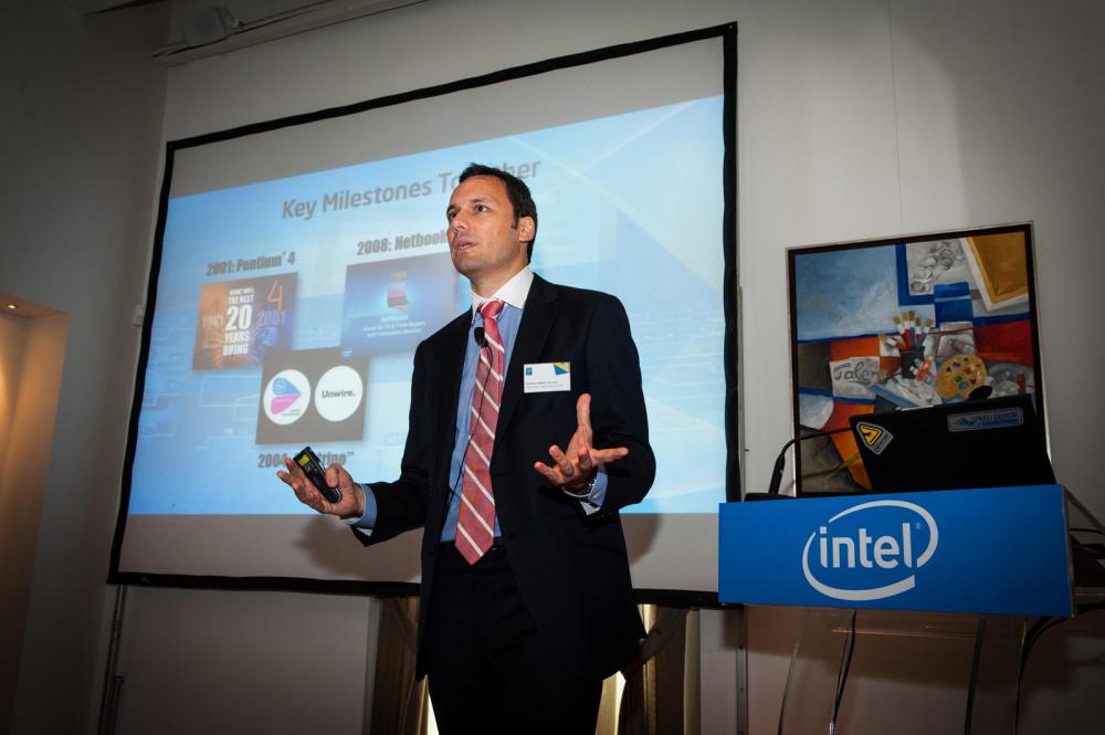 Μεγαλύτερη ισχύς και αυτονομία από τη νέα γενιά επεξεργαστών της Intel