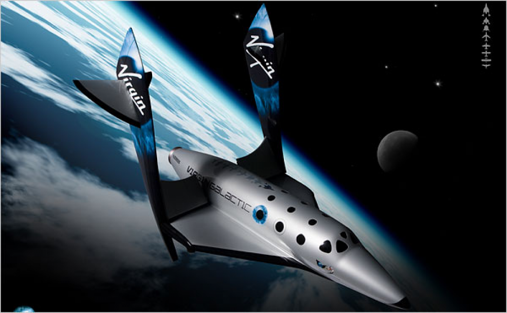 Διαστημικά ταξίδια το 2014