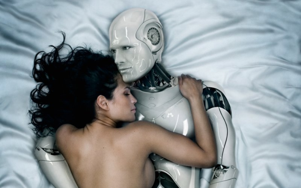 Όχι στο σεξ με ρομπότ