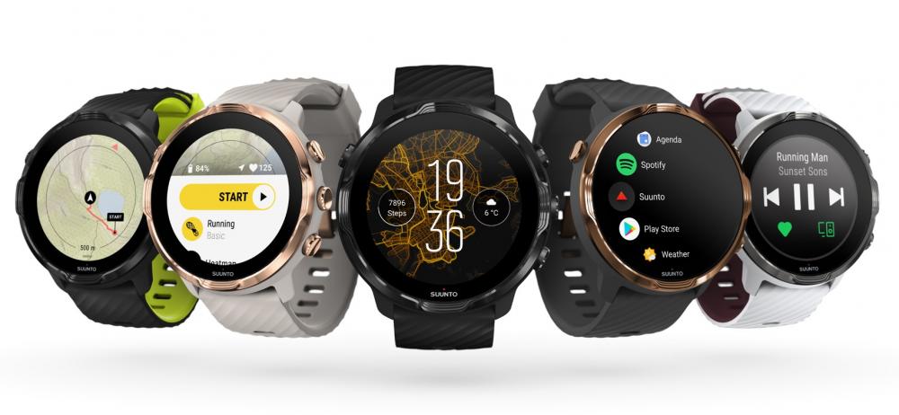 Το νέο smartwatch Suunto 7 έρχεται στην Ελλάδα στα μέσα Φεβρουαρίου