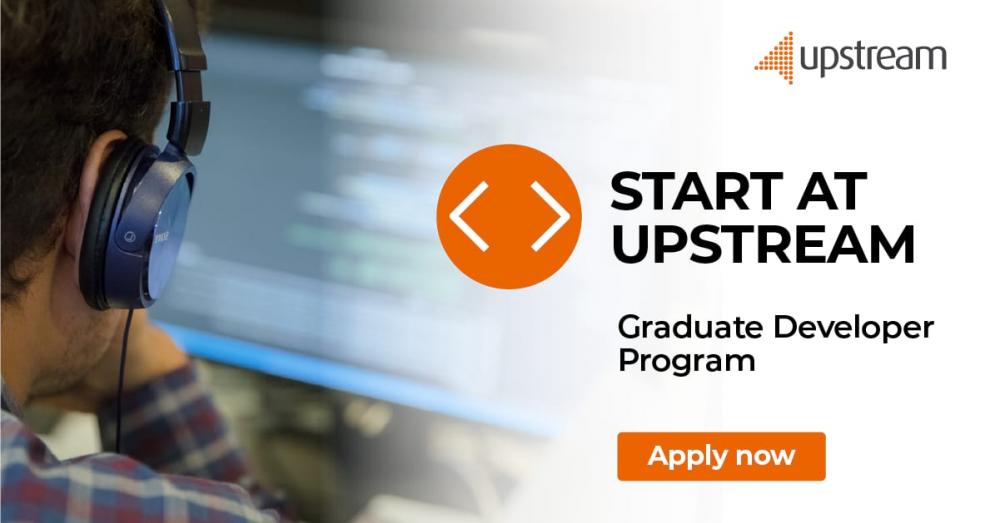 Start at Upstream: πρόγραμμα έμμισθης πρακτικής άσκησης για μηχανικούς λογισμικού