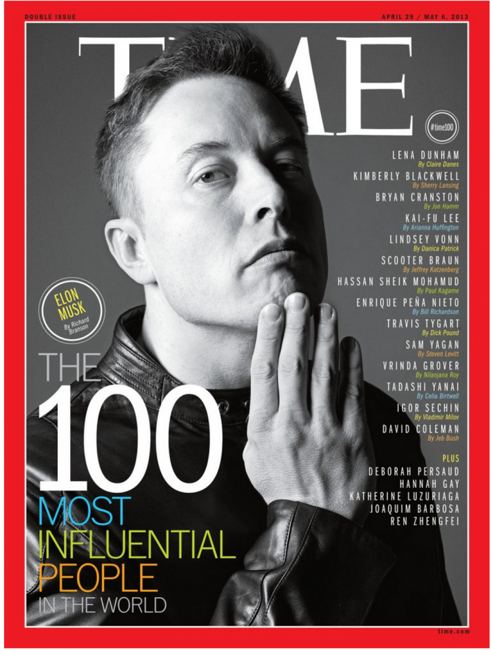 Αξίζει να διαβάσετε το TIME που μόλις κυκλοφόρησε