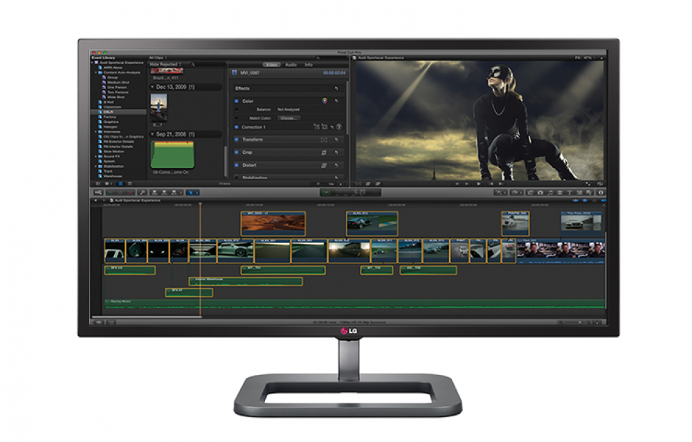 LG Digital Cinema 4K Monitor 31UM97: διαθέσιμο στην ελληνική αγορά