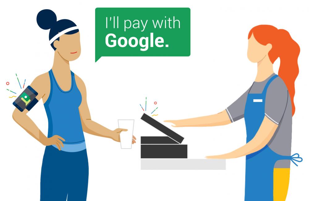 Πιο... ελεύθερο Android Pay