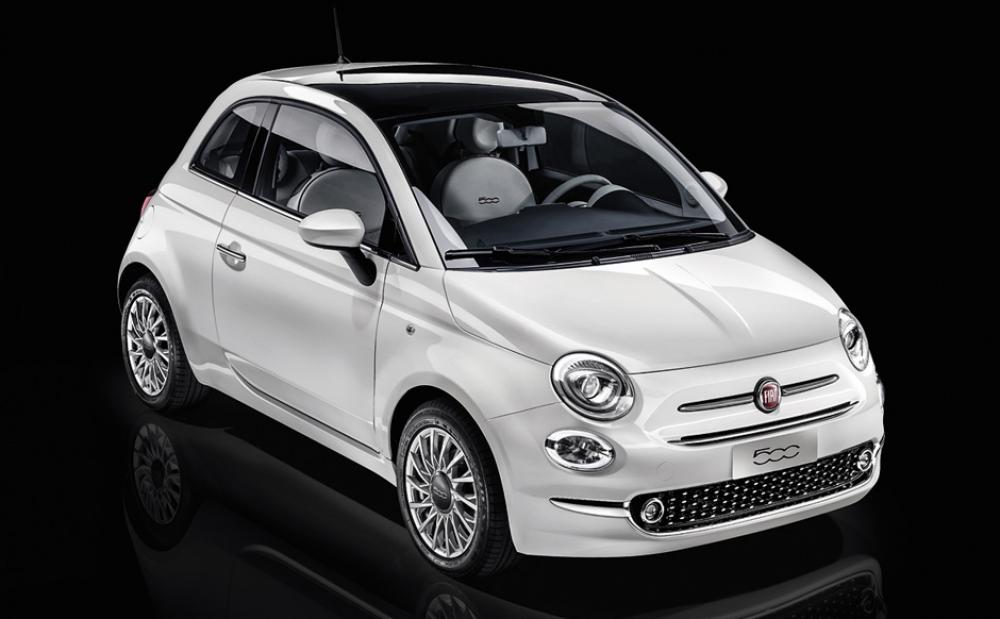 Fiat Chrysler μέσω Amazon
