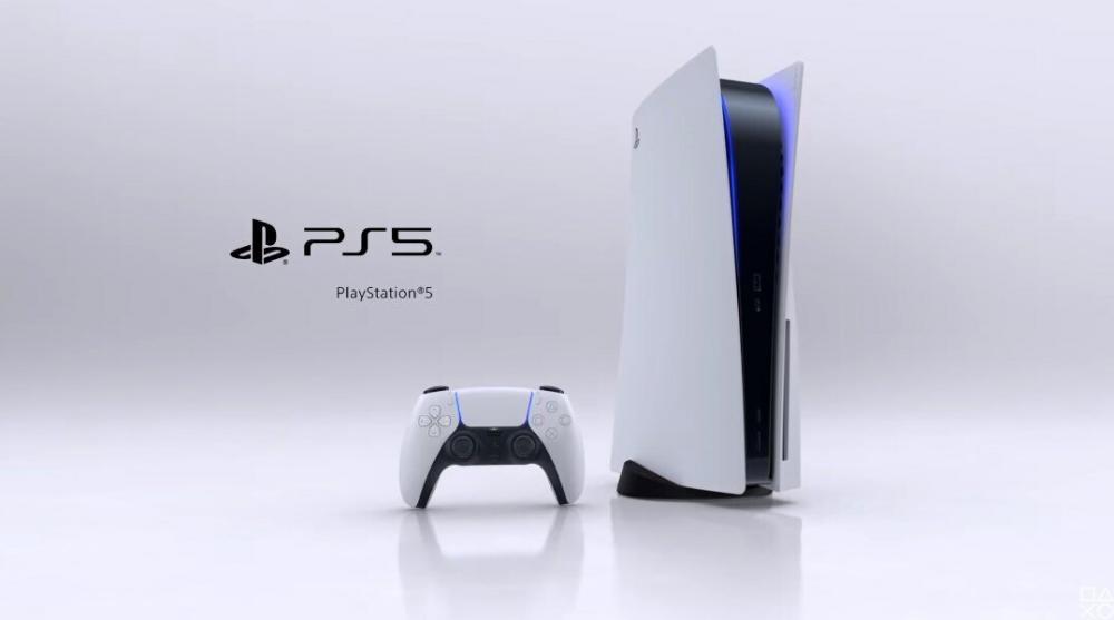 H Sony αποκάλυψε το design του Playstation 5