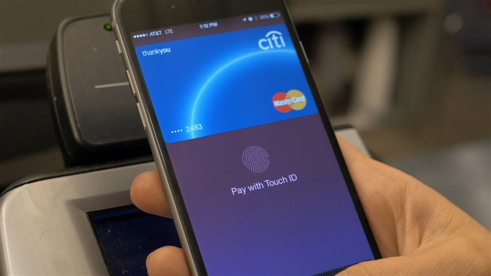 Το 2016 στην Κίνα το Apple Pay