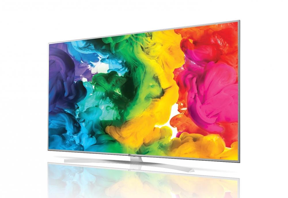 Νέα σειρά τηλεοράσεων Ultra HD UH770V από την LG