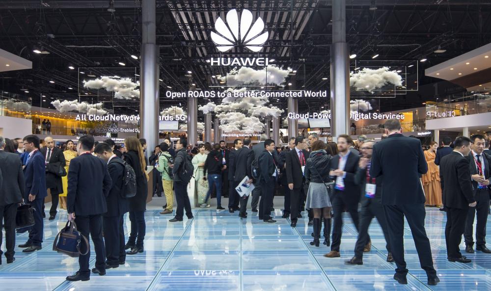 Huawei: ηττοπαθής η συμπεριφορά των ΗΠΑ
