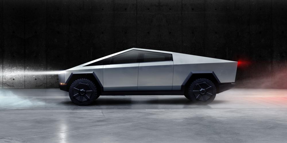 Tesla Cybertruck: ο Elon Musk επαναπροσδιορίζει τα pickup οχήματα