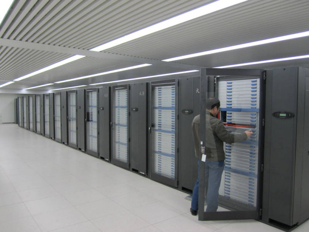 Supercomputer 100% made in China
