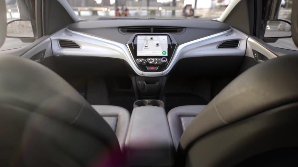 GM: αυτό-οδηγούμενα, χωρίς τιμόνι, πεντάλ ή ουρανό