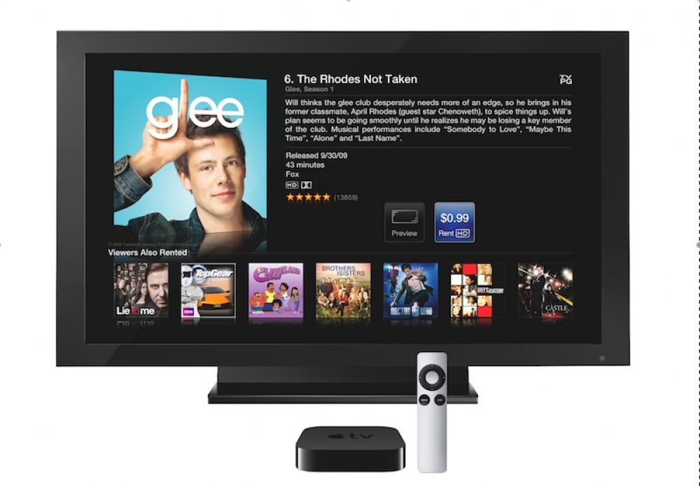 Ψίθυροι για το Apple iTV